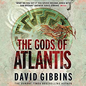 The Gods of Atlantis Audiobook