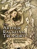 img - for The Arthur Rackham Treasury: 86 Full-Color Illustrations (Dover Fine Art, History of Art) book / textbook / text book