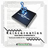 Reincarnation BLAST WIND & THUNDERFORCE IV Technosoft GAME MUSIC COLLECTION VOL.7