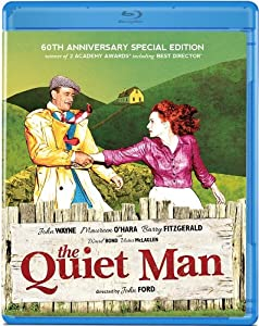 The Quiet Man (60th Anniversary Special Edition) [Blu-ray] from Olive Films