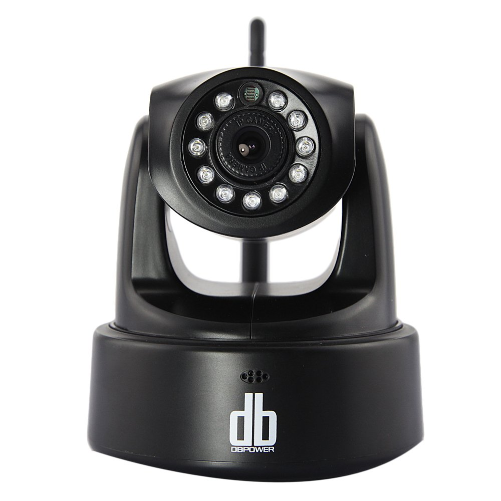 DBPOWER 1280x720 HD 720P Wireless-LAN