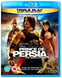 Prince of Persia: The Sands of Time Triple Play (Blu-ray + DVD + Digital Copy)