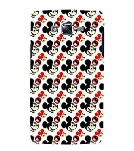 printtech Disneyy Mickey Mouse Cartoon Back Case Cover for Samsung Galaxy J2 / Samsung Galaxy J2 J200F