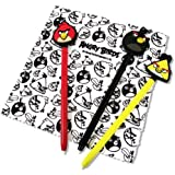 Angry Birds Large Character Stylus Set with Cleaning Cloth (Nintendo 3DS/DSi/DSi XL)