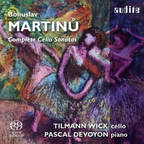 MARTINU / WICK / DEVOYON