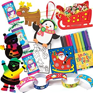 Christmas Crafts Super Value Pack! Save 30% when bought in pack