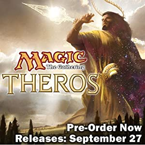 Magic the Gathering Theros Set of 5 Intro Packs