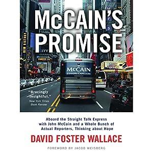 McCain's Promise Audiobook