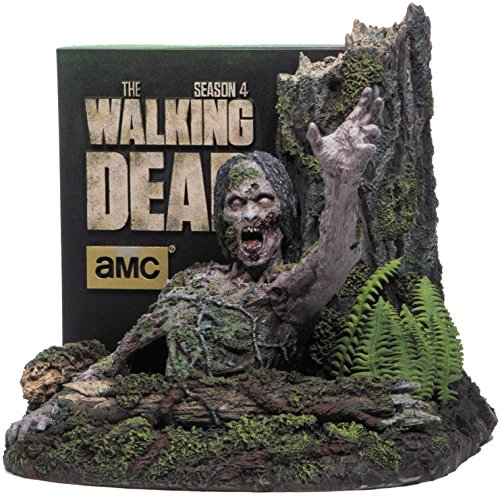 The Walking Dead - Temporada 4 (Edición Limitada Con Figura Exclusiva) [Blu-ray]
