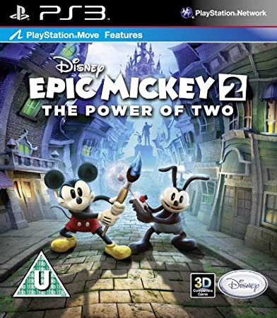 Disney Epic Mickey 2 - The Power of Two (PS3)