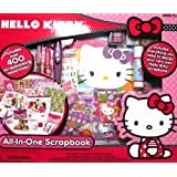 Hello Kitty All-in-One Scrapbook Kit (Over 400 Scrapbooking Essentials)
