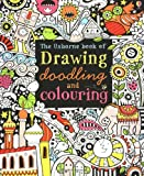 Fiona Watt Drawing, Doodling and Colouring Book (Art Ideas)
