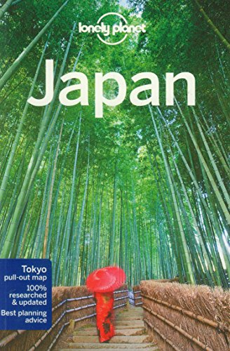 Lonely Planet Japan Chris Rowthorn Andrew Bender Laura Crawford Trent Holden Craig McLachlan Lonely Planet
