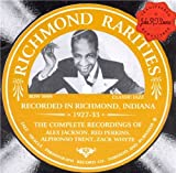 Richmond Rarities: Recorded In Richmond, Indiana 1927-1933