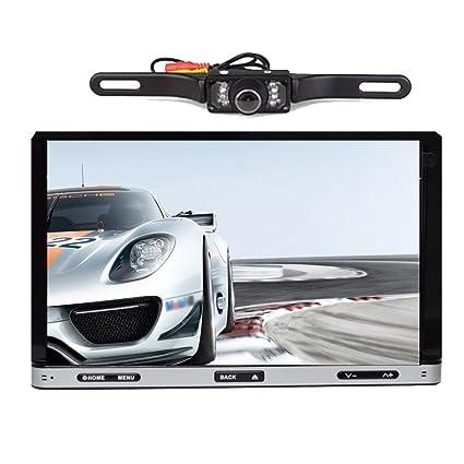 Moteurs nuevo estilo 7 '' LCD pur Android 4.2 coches Lecteur DVD Radio Automobile PC Resbala abajo de capacitif tactile BT GPS de la pantalla de doble nš²cleo un CPU 2 GHz AUX Mapa 3D 2 din Car Audio StšŠršŠo St&sca