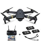 E58 720P Wide Angle Camera Wifi FPV Foldable Drone Selfie Pocket RC Quadcopter