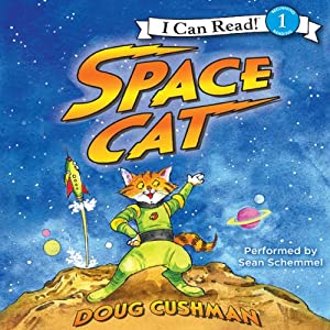 Space Cat | [Doug Cushman]