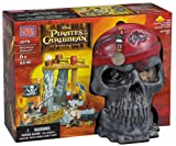 Pirates of the Caribbean 3 - Buccaneers Hideout Skull