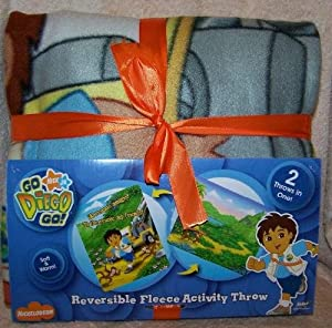 Go diego go bedding car interior design for Go diego go bedding