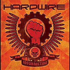 :CD Review: Hardwire – Insurrection (The Oontzcast Album of the Month)