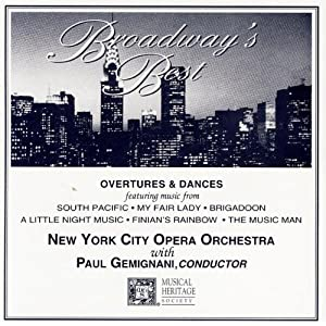 New York City Opera Orchestra -  Broadway`s Best