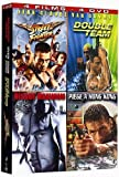 echange, troc Jean-Claude Van Damme - Coffret - Street Fighter + Double Team + Risque Maximum + Piège à Hong Kong