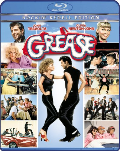 Cover art for  Grease (Rockin' Rydell Edition) [Blu-ray]