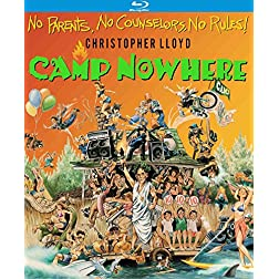 Camp Nowhere [Blu-ray]