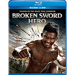 Broken Sword Hero [Blu-ray]