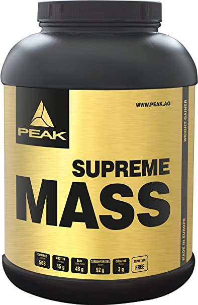 Peak Supreme Mass 2015 - 3000 g (Schoko)
