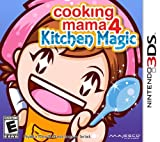 Cooking Mama 4: Kitchen Magic Nintendo 3DS