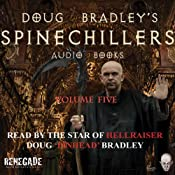 Doug Bradley's Spinechillers, Volume Five: Classic Horror Short Stories | [Edgar Allan Poe, Arthur Conan Doyle, Ambrose Bierce]