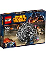 Lego Star Wars - 75040 - Jeu De Construction - General Grievous' Wheel Bike