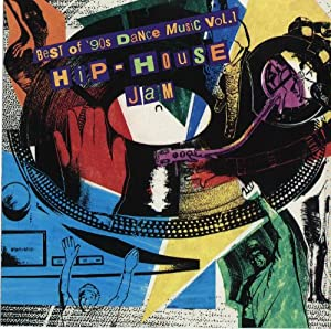 Various artists best of 90 39 s dance music hip house jams for House music 90s list