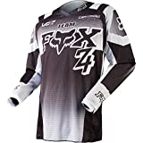 Fox Racing 2015 Youth 180 Jersey - Imperial (LARGE) (BLACK/WHITE)