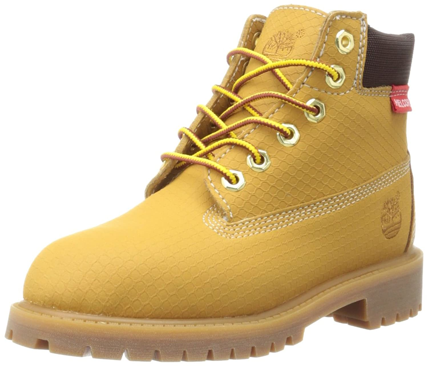 Timberland Men's Premium Scuff Proof Waterproof Leather Boots 6 inch: Buy Online at Low Prices in India Amazon.in