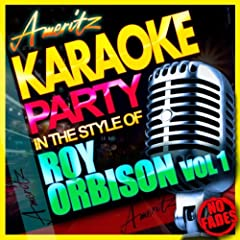 California Blue (In the Style of Roy Orbison) [Karaoke Version]