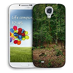 Snoogg Dried Grass Printed Protective Phone Back Case Cover For Samsung S4 / S IIII