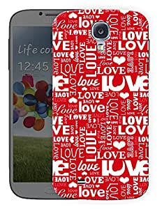 """Humor Gang Love In All Shapes And Sizes Printed Designer Mobile Back Cover For """"Samsung Galaxy S4 Mini"""" (3D, Matte, Premium Quality Snap On Case)"""