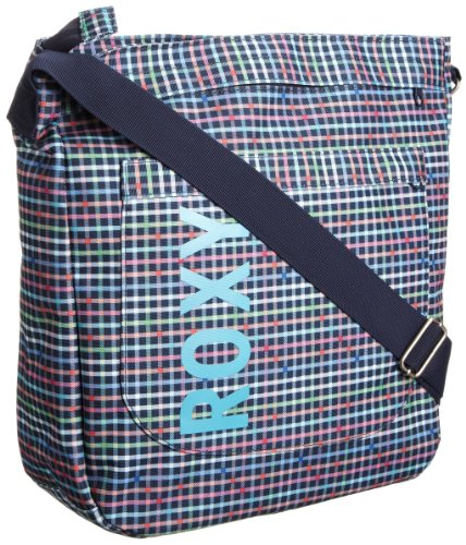 Roxy Night Sky Wpwba351001 Colorset, Borsa a spalla donna Blu Ind Girly Plad