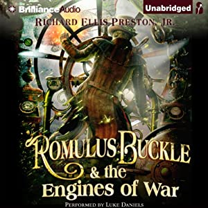Romulus Buckle & the Engines of War Audiobook