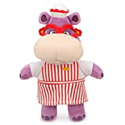 Disney Jr Doc McStuffins 8 Hallie Hippo Bean Bag Plush Doll
