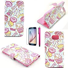 buy Note 3 Case, Jcmax Cute Animal Series Super Slim & Shock Resistant Pu Leather Burse Case Flip Magnetic Flap With Stand Function For Samsung Galaxy Note 3- Cute Bear