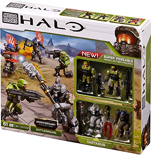 Mega Bloks Halo Exclusive Set #97519 Anniversary Collection: Battleground als Geschenk