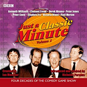 Just a Classic Minute: Volume 1 | [BBC Audiobooks]