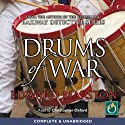 Drums of War Audiobook by Edward Marston Narrated by Christopher Oxford