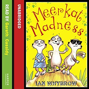 Meerkat Madness Audiobook