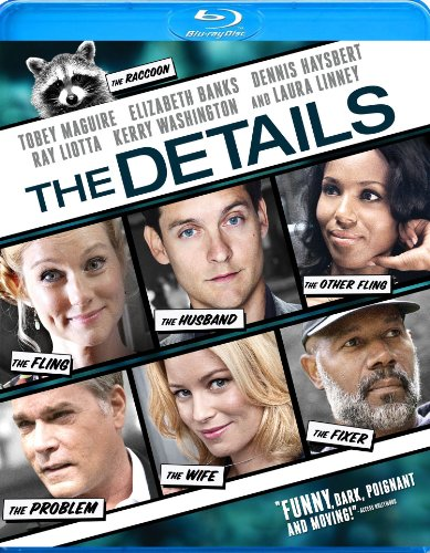 Details, The [Blu-ray]