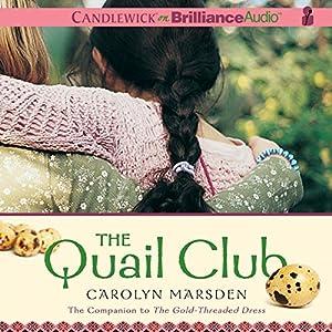 The Quail Club Audiobook