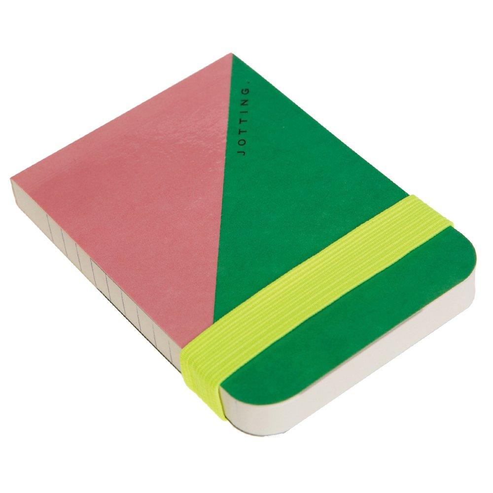 Caroline Gardner Chroma Little Jotter Bold Block Pocket Notebook